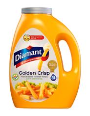 Diamant Golden crisp vloeibaar frituurvet 3 liter