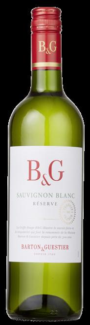 Barton & Guestier Sauvignon blanc 750 ml