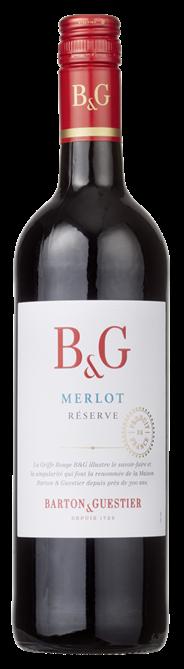 Barton & Guestier Merlot 750 ml