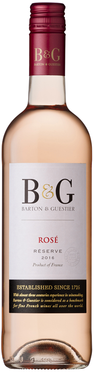 Barton & Guestier Rosé 6 x 750 ml
