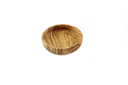Bowls and Dishes Pure Olive Wood Schaal 14x14 cm
