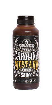 Grate Goods Carolina mustard BBQ sauce 265 ml