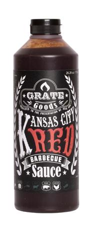 Grate Goods Kansas City Red BBQ sauce 775 ml