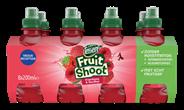Teisseire Fruit Shoot Aardbei & framboos 24 x 200 ml