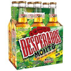Desperados Mojito fles 4 x 6 x 330 ml