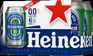 Heineken 0.0 blik 4 x 6 x 33 cl