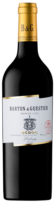 B&G Passeport Médoc AOP 750 ml