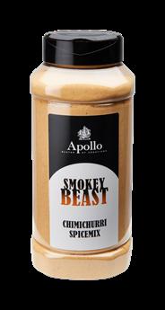 Apollo Smokey beast Chimichurri spicemix 650 gram