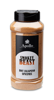 Apollo Smokey beast Hot jalapeno spicemix 750 gram