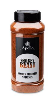 Apollo Smokey beast Smokey chipotle spicemix 700 gram