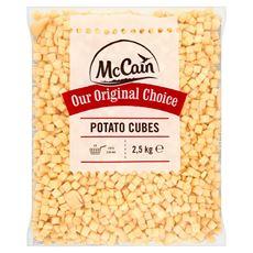 McCain Potato cubes 2,5 kg