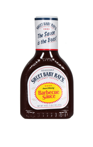 Sweet Baby Rays Original BBQ sauce 532 ml