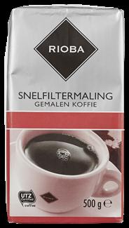 Rioba rood snelfiltermaling 500 gram