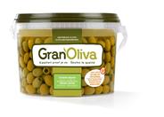 Gran'Olivia Groene olijven naturel 4,4 kg