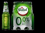 Grolsch 0.0% fles 4 x 6 x 300 ml