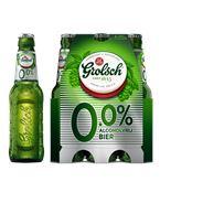 Grolsch 0.0% Fles 4x6x30cl