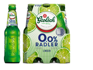 Grolsch 0.0% Radler limoen fles 4 x 6 x 300 ml