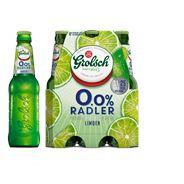 Grolsch Radler Limoen 0.0% Fles 4x6x30cl