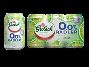 Grolsch 0.0% Radler limoen blik 4 x 6 x 33 cl