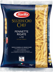 Barilla Selezione oro chef Pennette rigate n. 72 1 kg