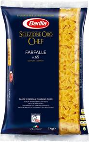 Barilla Selezione oro chef Farfalle n. 65 1 kg