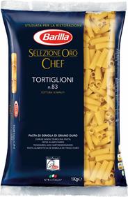 Barilla Selezione oro chef Tortiglioni n. 83 1 kg