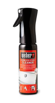 Weber Reiniger voor RVS