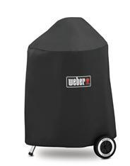 Weber Luxe hoes voor houtskoolbarbecues 47 cm zwart