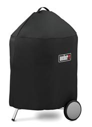 Weber Luxe hoes voor houtskoolbarbecues 57 cm zwart