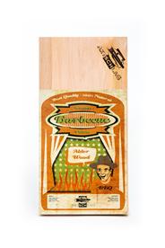 Axtschlag Wood plank alder 30 x 15 cm 3 stuks