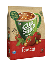 Unox Cup-a-Soup Machinezak Tomaat 40 x 140 ml
