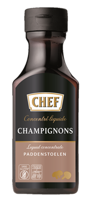 Chef Liquid concentrate Paddenstoel 190 ml
