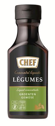Chef Liquid concentrate Groenten 200 ml