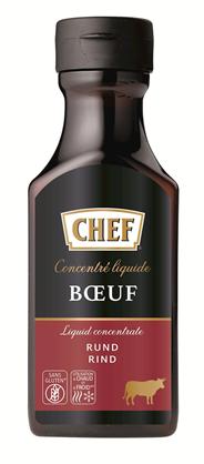 Chef Liquid concentrate Rund 200 ml