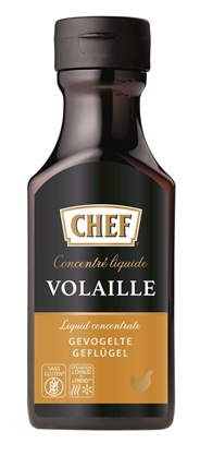 Chef Liquid concentrate Gevogelte 200 ml