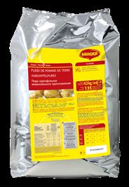 Maggi aardappelpuree poeder pzk30kg