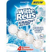 Witte Reus Kracht Actief Puur Wit Toiletblok 50 g
