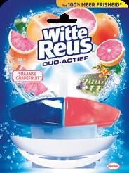 Witte Reus Duo-actief Grapefruit toiletblok