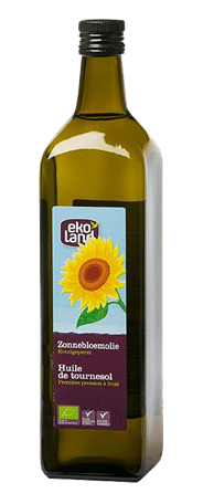 Ekoland Zonnebloemolie 1 liter