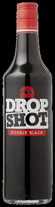 Dropshot Double black 6 x 700 ml