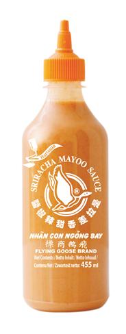 Flying Goose Sriracha mayo 455 ml