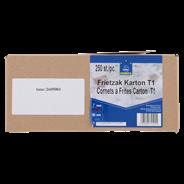 Horeca Select Frietzak karton 250 stuks