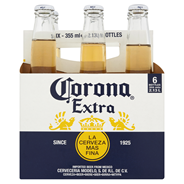 Corona Extra fles 4 x 6 x 355 ml
