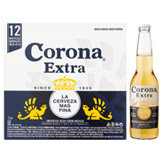 Corona Extra fles 2 x 12 x 355 ml