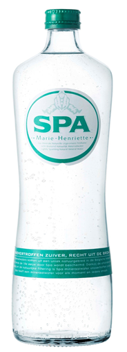 Spa Finesse fles 12 x 750 ml