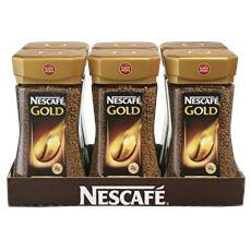 Nescafé Gold melange Oploskoffie 200 gram