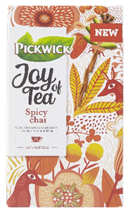 Pickwick Joy of Tea Spicy Chai 15 zakjes