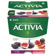 Danone Activia yoghurt assorti 8 x 125 gram