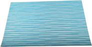 Cosy & Trendy Placemat PVC blauw 45 x 30 cm