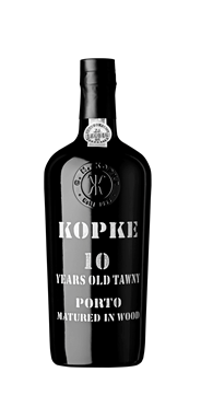 Kopke 10 year Old tawny port 6 x 750 ml